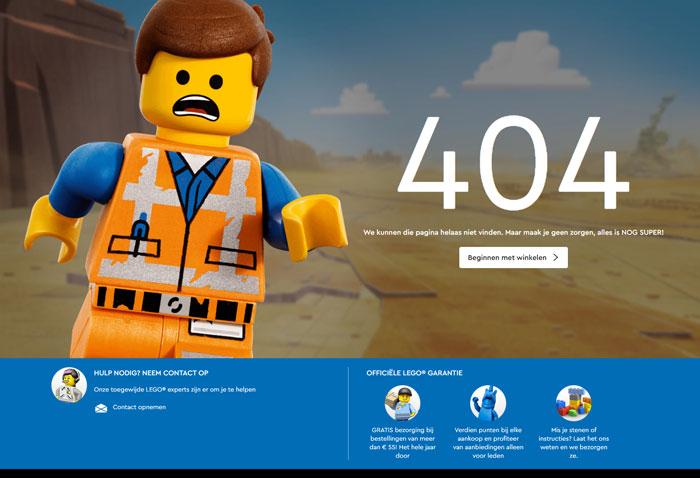 404 voorbeeld