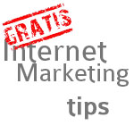 Gratis internet marketing tips